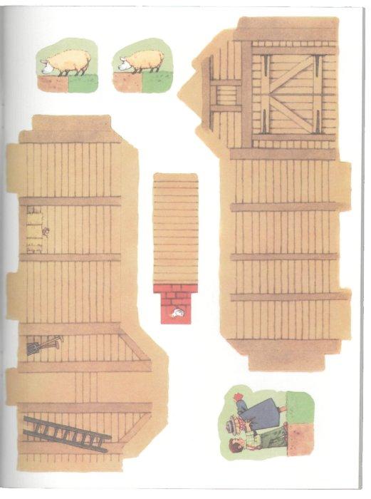 Иллюстрация 1 из 22 для Чудо-страницы: В гостях у бабушки   Лабиринт - книги. Источник: Лабиринт