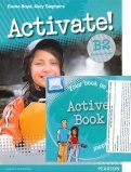 Activate! B2 Student's Book and Active Book Pack (+CD)
