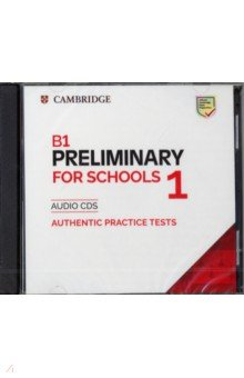 B1 Preliminary for Schools 1 for the Revised 2020 Exam (CD)