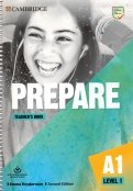 Prepare. Level 1. Teacher's Book with Downloadable Resource Pack
