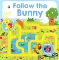 Maze Book. Follow the Bunny