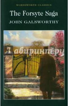 The Forsyte SagaХудожественная литература на англ. языке<br>Полный, неадаптированный текст произведения.<br>
