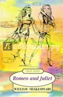 Romeo and JulietХудожественная литература на англ. языке<br>Полный, неадаптированный текст знаменитой трагедии Вильяма Шекспира Ромео и Джульетта. Издание выполнено современным, удобным для чтения шрифтом и проиллюстрировано. Рекомендуется для лиц владеющих основами английского языка.<br>