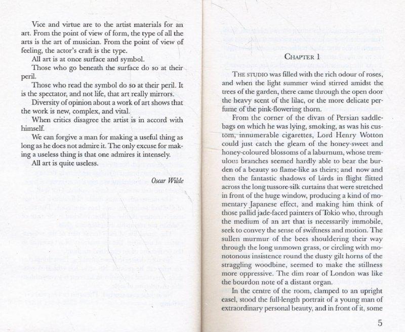 Иллюстрация 1 из 6 для The Picture of Dorian Gray - Oscar Wilde | Лабиринт - книги. Источник: Лабиринт