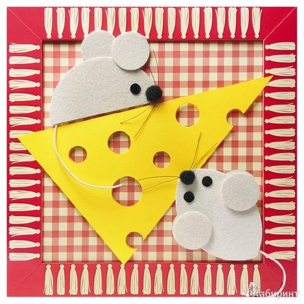 Иллюстрация 1 из 9 для Мышки АБ 15-101 | Лабиринт - игрушки. Источник: Лабиринт