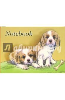 Notebook 1926 (кольцо, щенки)