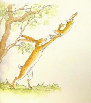 Иллюстрация 1 из 24 для Знаешь, как я тебя люблю? - Сэм Макбратни   Лабиринт - книги. Источник: Лабиринт