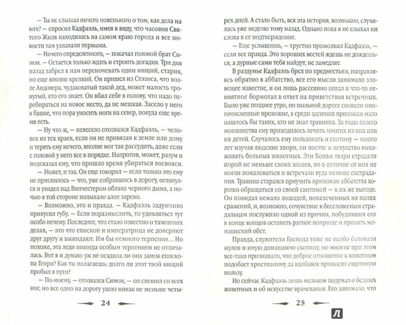 Иллюстрация 1 из 15 для Сокровенное таинство. Тень ворона - Эллис Питерс | Лабиринт - книги. Источник: Лабиринт