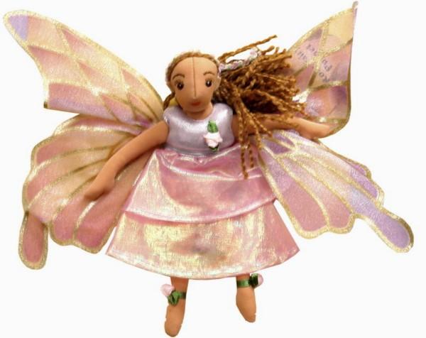 Иллюстрация 1 из 2 для Марионетка пальчиковая: Фея роз | Лабиринт - книги. Источник: Лабиринт