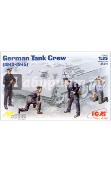 German Tank Crew (1943-1945) (35211)