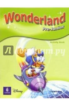 Wonderland Pre-Junior: Activity Book