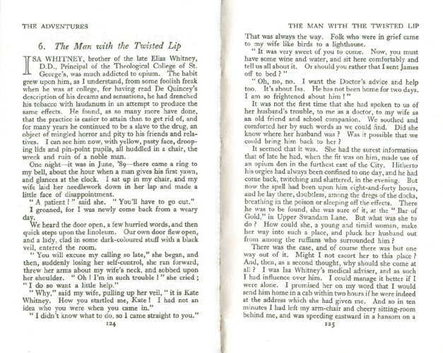 Иллюстрация 1 из 22 для The Adventures of Sherlock Holmes - Arthur Doyle   Лабиринт - книги. Источник: Лабиринт