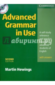 Advanced Grammar in Use with answers (+CD)