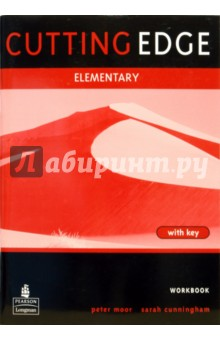 Moor Peter Cutting EDGE Elementary [Workbook]