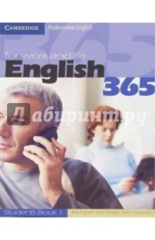 Dignen Bob Professional English 365 Student's: Book 1