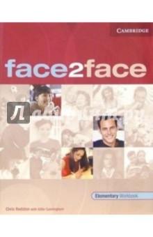 Redston Chris Face 2 Face: Elementary Workbook