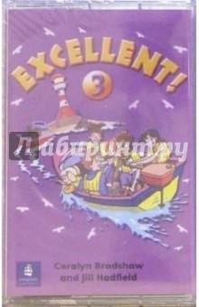 А/к. Excellent! 3: Class cassette (2 штуки)