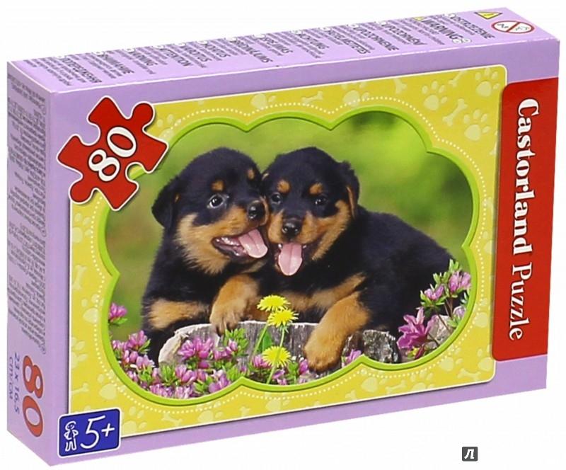Иллюстрация 1 из 3 для Puzzle-80. Зверята-фото в ассортименте (А-08514-Z) | Лабиринт - игрушки. Источник: Лабиринт