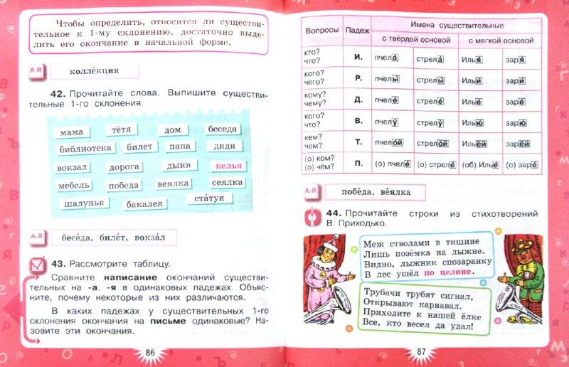 русский язык 4 класс зеленина хохлова 2 часть гдз
