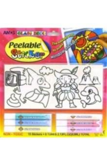 Набор для детского творчества 21 предмет AMOS/22247 в блистере