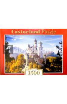 Puzzle-1500. Бавария/Замок (С-150052)