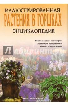 Нико Вермейлен - Растения в горшках. Иллюстрированная энциклопедия