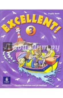 Excellent-3: Pupils`book - Coralyn Bradshaw