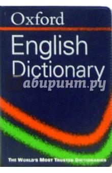 Oxford English Minidictionary: Sixth Edition - Hole, Hawker