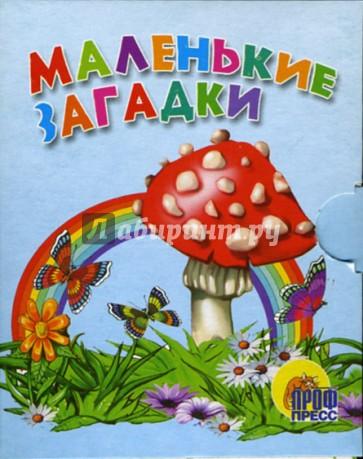 Книжка малышка загадки