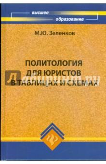 Политология для юристов в таблицах и схемах - Михаил Зеленков