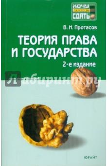Теория права и государства: конспект лекций - Валерий Протасов