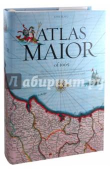 Atlas Maior of 1665 - Joan Blaeu
