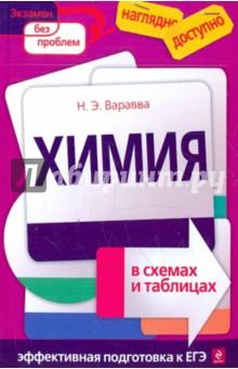 Химия в схемах и таблицах - Наталья Варавва