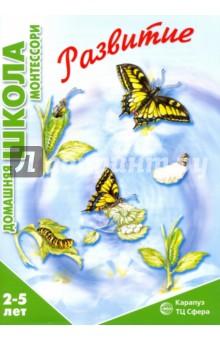 Развитие. 2-5 лет обложка книги