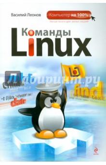 Команды Linux - Василий Леонов