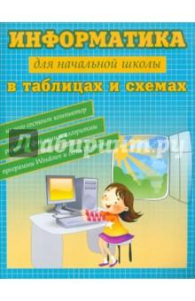 Информатика в таблицах и схемах для начальной школы - Владимир Москаленко