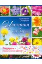 Анастасия Скворцова - Цветники и клумбы. Комплект (книга + 2 пакета семян цветов) обложка книги
