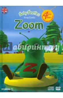 Baby Beetles. Уровень 1. Zoom (+DVD+CD) - Клэр Селби