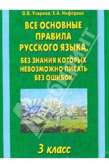 Русский Язык Все Правила 1 4 Классы Справочник