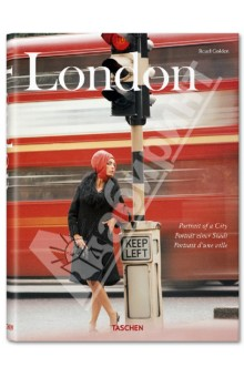 London. Portrait of a City - Reuel Golden