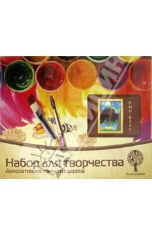 Купить Набор для творчества. Декоративноепанноиздерева Котята (PMH-D003B) ISBN: 6937890511481