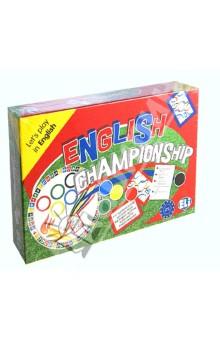 GAMES: ENGLISH CHAMPIONSHIP ( Level: A2-B1)