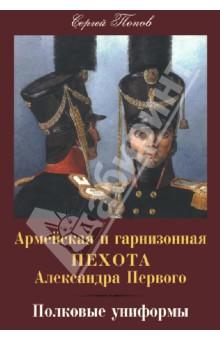 Армейская и гарнизонная пехота Александра Первого. Полковые униформы
