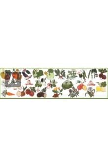 Набор наклеек «Моя корзинка. Овощи. Выпуск 2 (Н-1404)