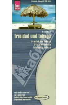 Trinidad and Tabago. 1:150,000 изображение обложки