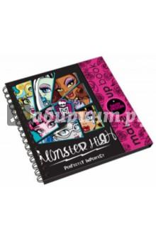Книга для девочек Make Up. Monster High (53564)