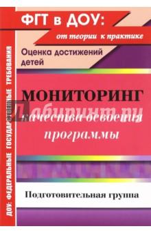 Мониторинг качества освоения основной общеобразовательной программы дошкольного образования - Юлия Афонькина