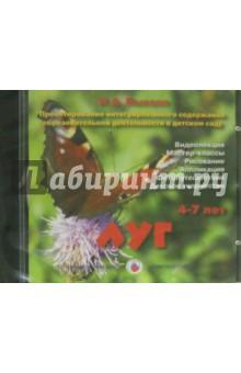 Луг. 4-7 лет (DVD) - Ирина Лыкова