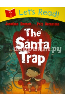 The Santa Trap - Jonathan Emmett
