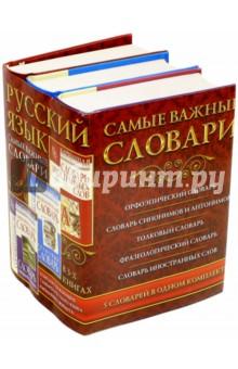 Русский язык. Самые важные словари - Алабугина, Михайлова, Нечаева, Субботина
